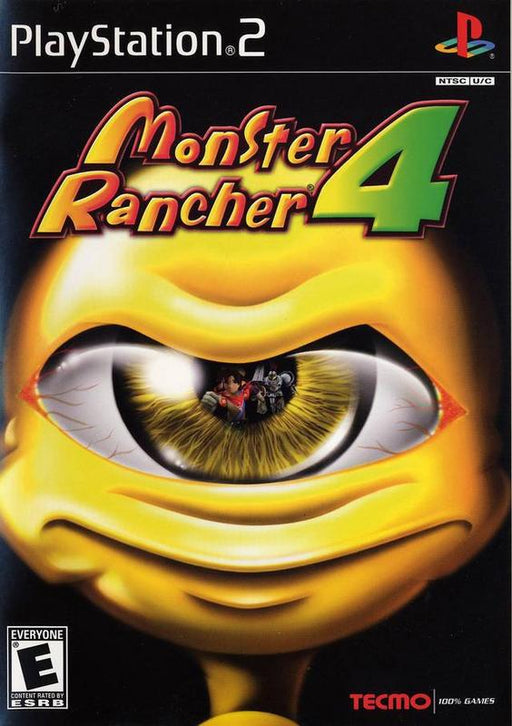 Monster Rancher 4 - PlayStation 2