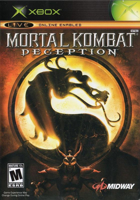 Mortal Kombat Deception - Xbox