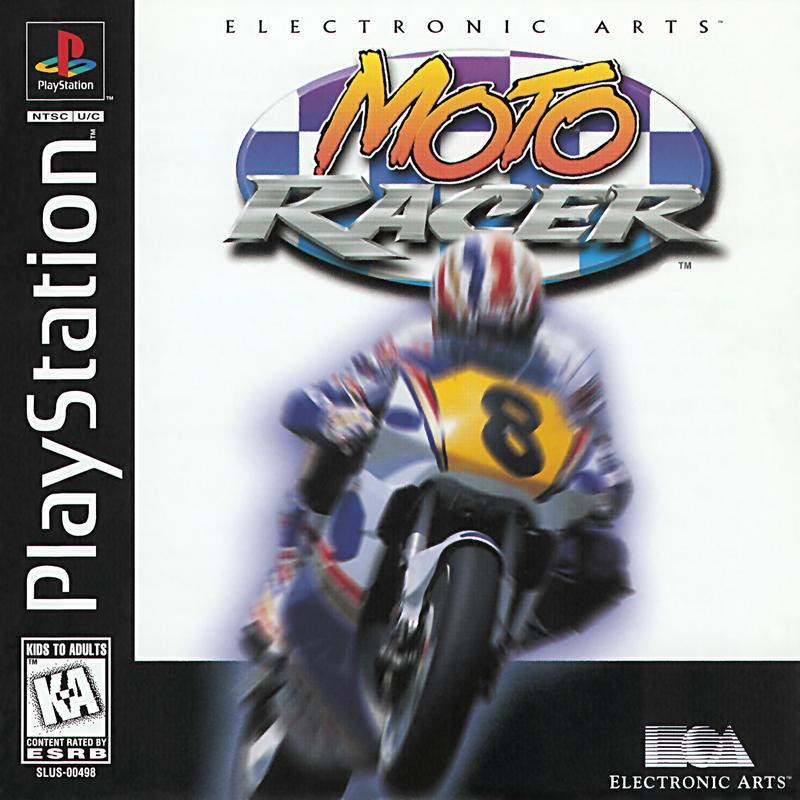 Moto Racer - PlayStation 1