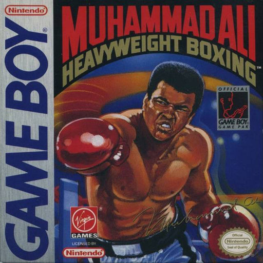 Muhammad Ali Heavyweight Boxing - Game Boy