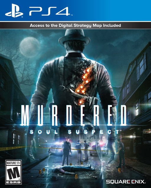 Murdered Soul Suspect - PlayStation 4