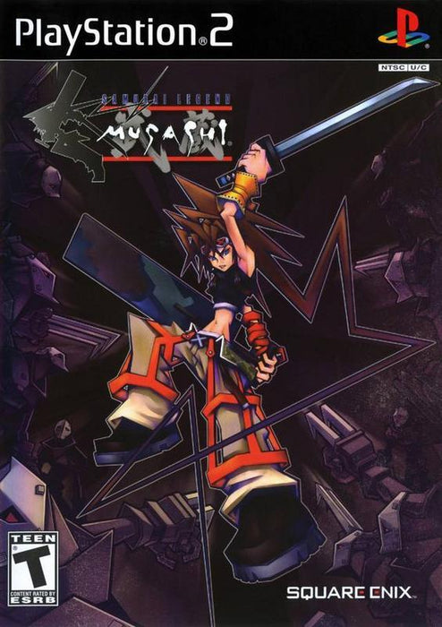 Musashi Samurai Legend - PlayStation 2