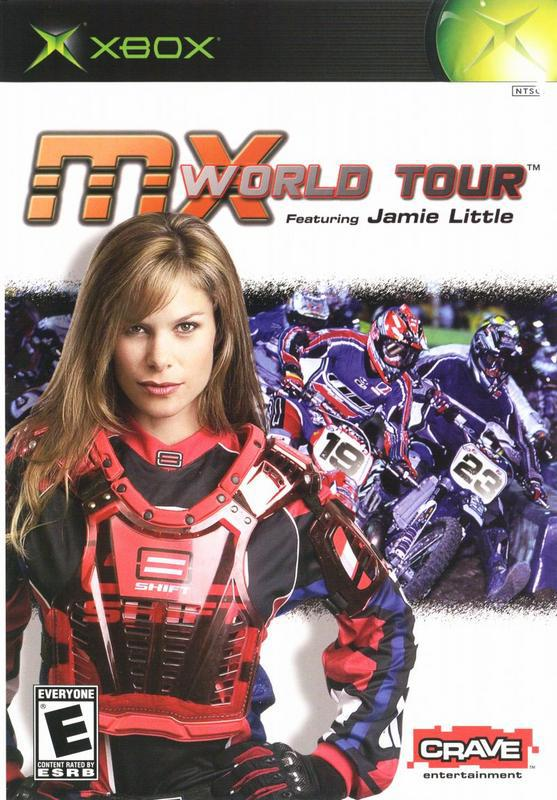 MX World Tour Featuring Jamie Little - Xbox