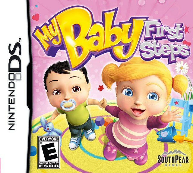 My Baby First Steps - Nintendo DS