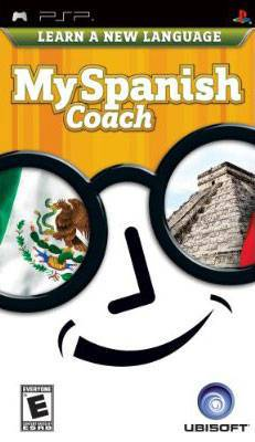 My Spanish Coach - PlayStation Portable