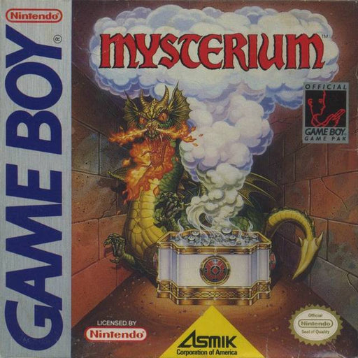 Mysterium - Game Boy