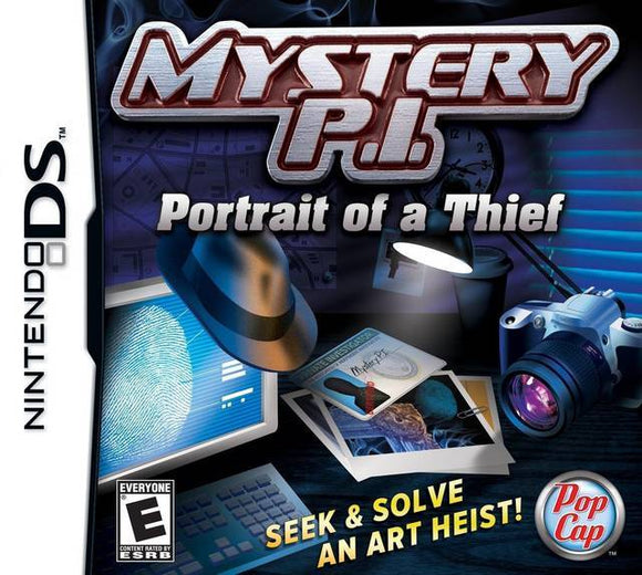 Mystery P.I. Portrait of a Thief