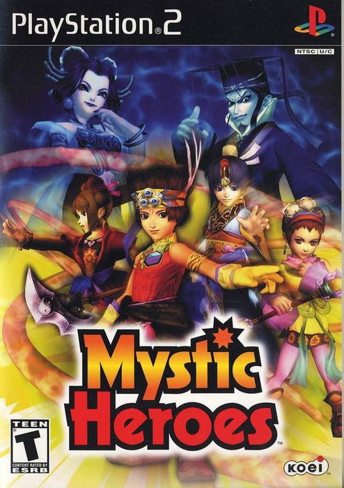 Mystic Heroes - PlayStation 2