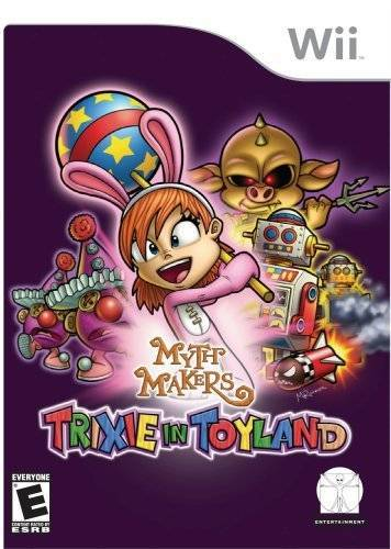 Myth Makers Trixie in Toyland - Wii