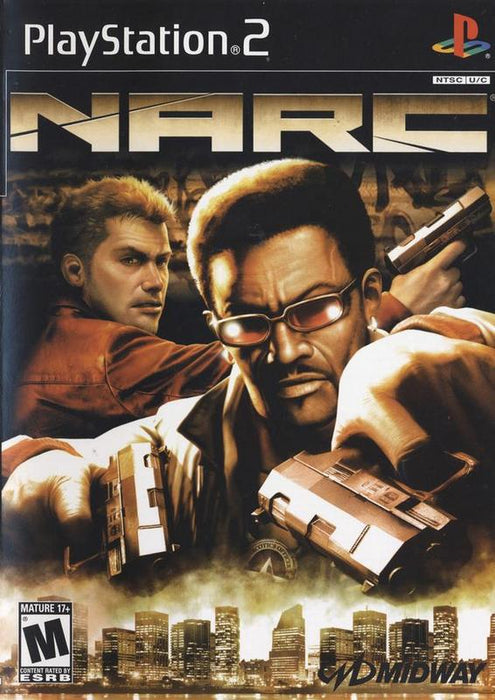 Narc - PlayStation 2
