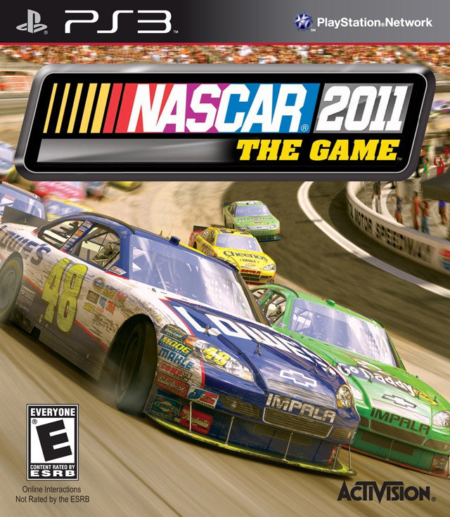 NASCAR 2011 The Game - PlayStation 3