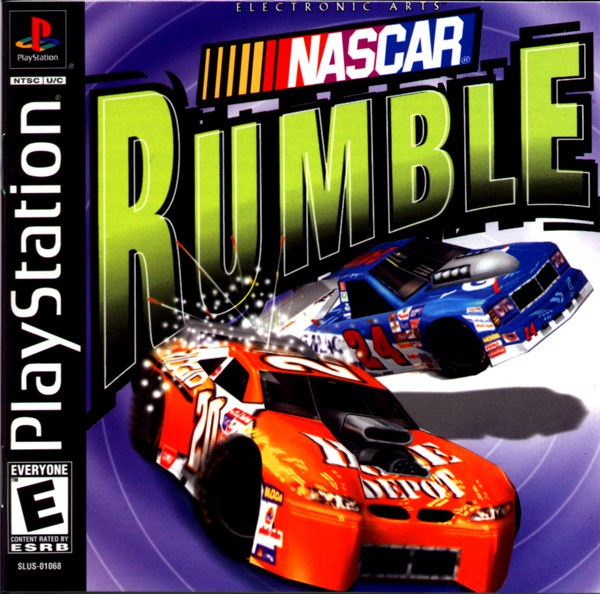 NASCAR Rumble - PlayStation 1
