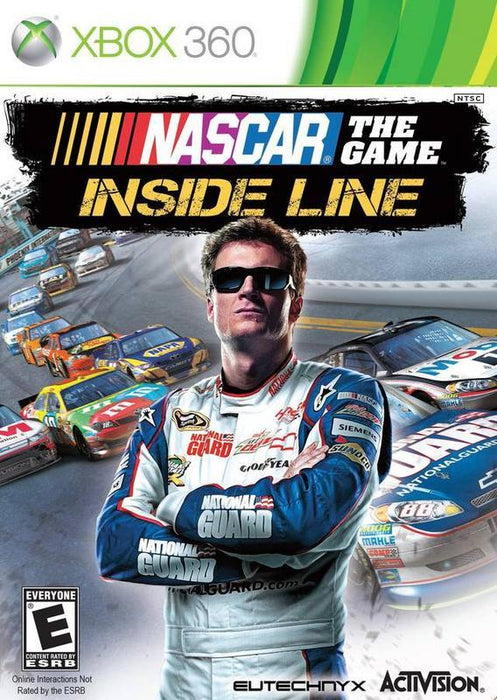NASCAR The Game Inside Line - Xbox 360