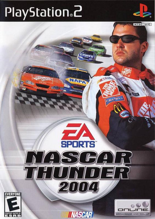 NASCAR Thunder 2004 - PlayStation 2
