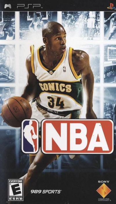 NBA 05 - PlayStation Portable