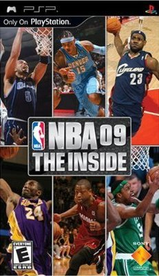 NBA 09 The Inside - PlayStation Portable