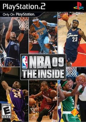NBA 09 The Inside - PlayStation 2