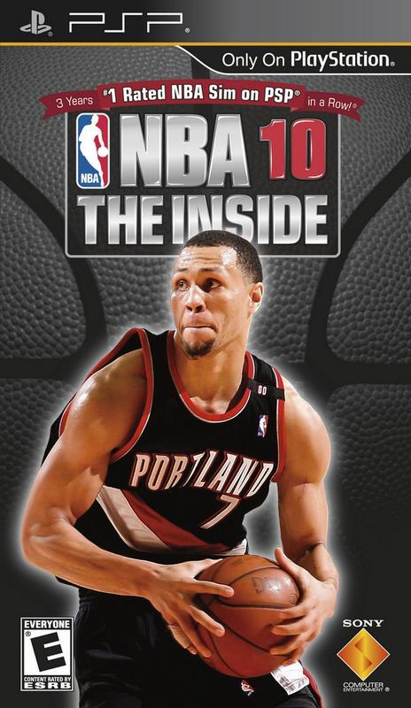NBA 10 The Inside - PlayStation Portable