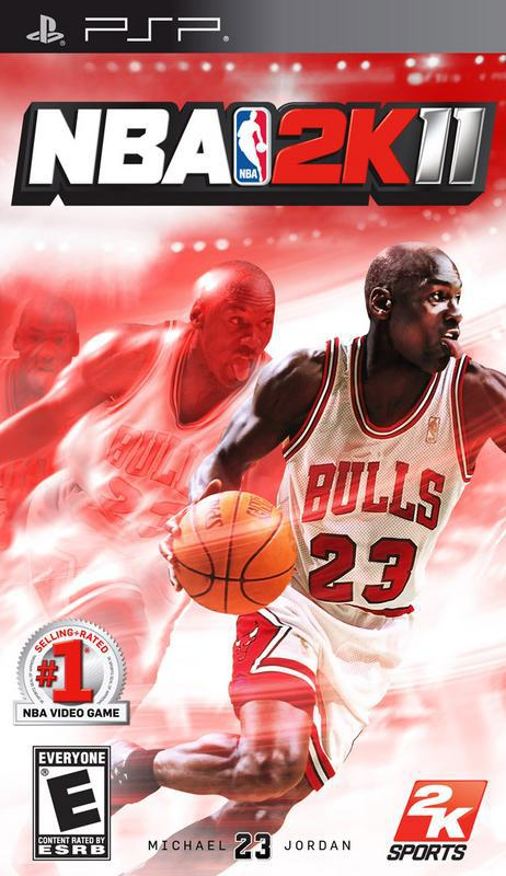 NBA 2K11 - PlayStation Portable