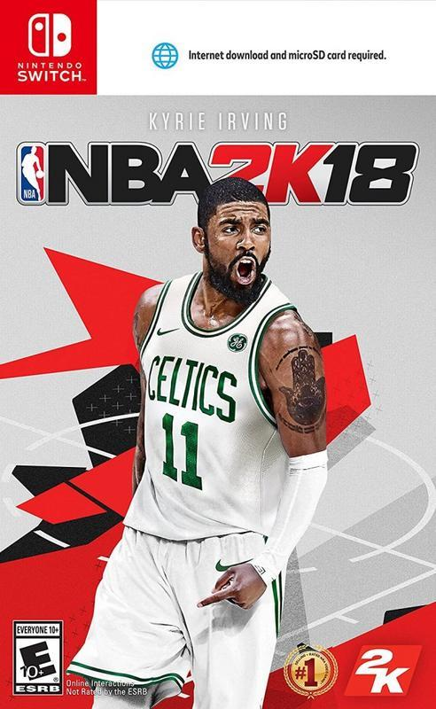 NBA 2K18 - Nintendo Switch
