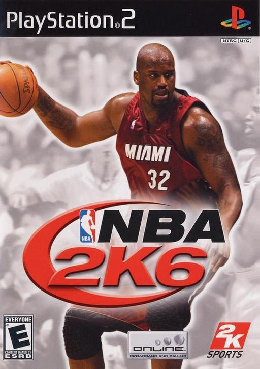NBA 2K6 - PlayStation 2