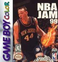 NBA Jam 99 - Game Boy Color