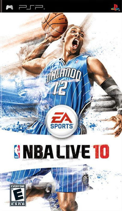 NBA Live 10 - PlayStation Portable