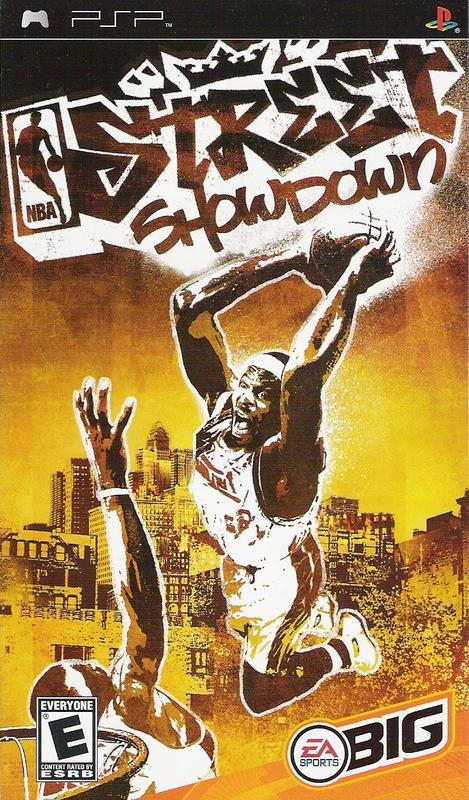 NBA Street Showdown - PlayStation Portable