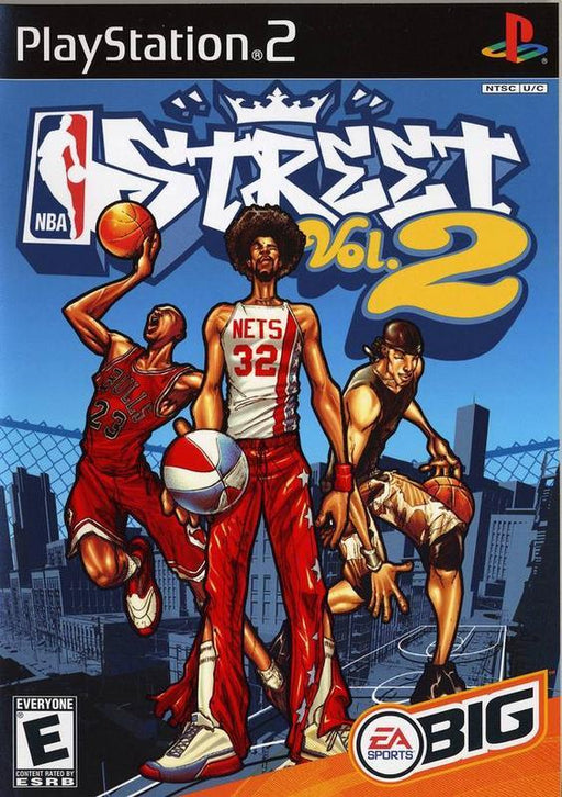 NBA Street Vol. 2 - PlayStation 2