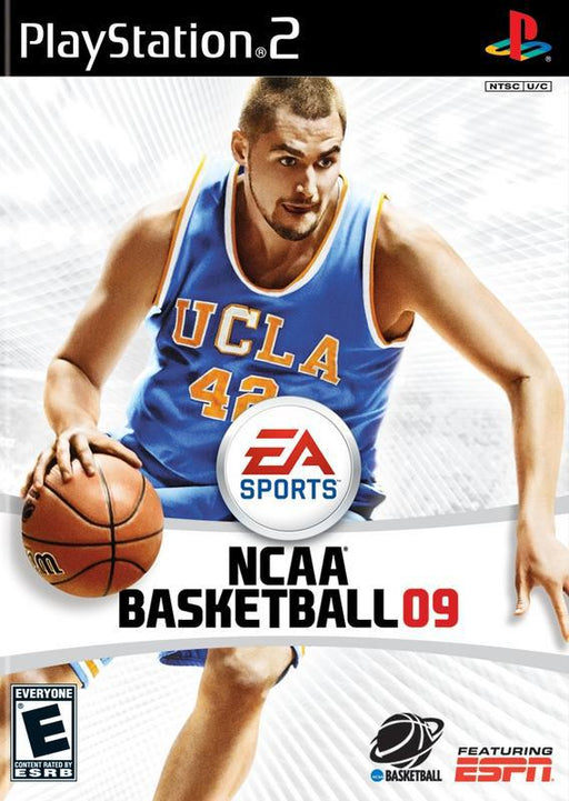 NCAA Basketball 09 - PlayStation 2