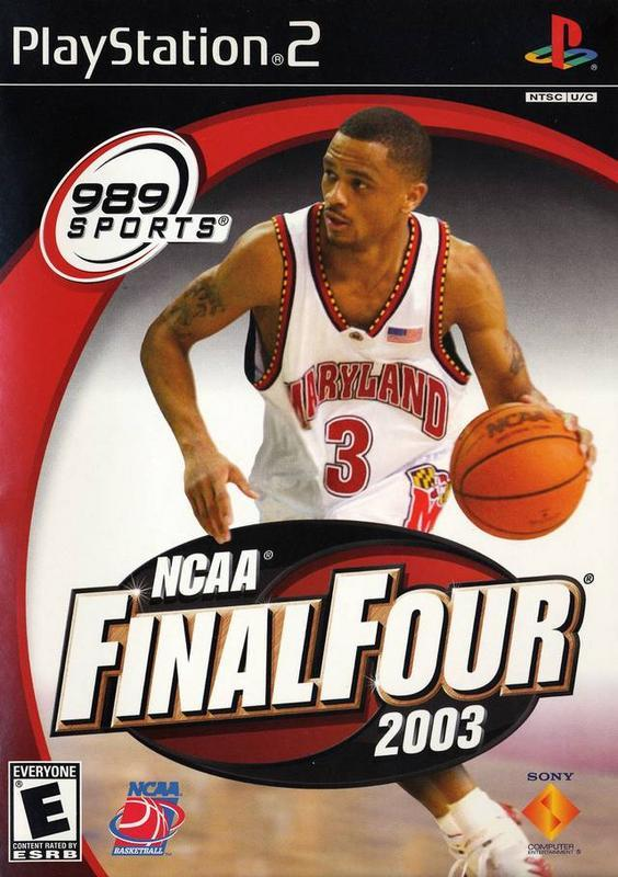 NCAA Final Four 2003 - PlayStation 2