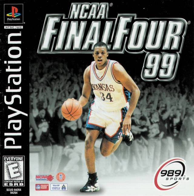 NCAA Final Four 99 - PlayStation 1