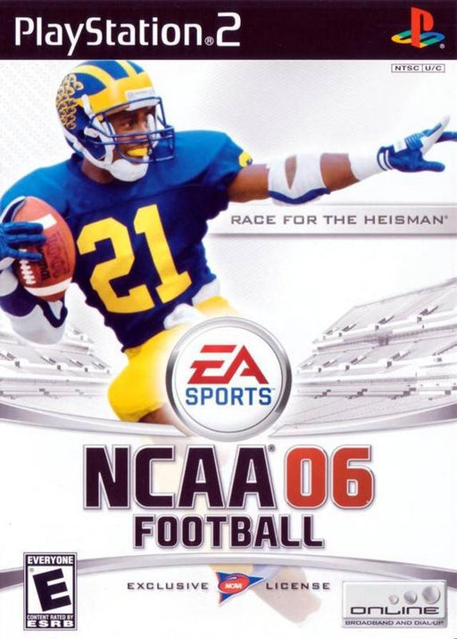 NCAA Football 06 - PlayStation 2