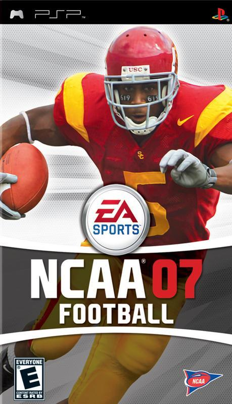 NCAA Football 07 - PlayStation Portable