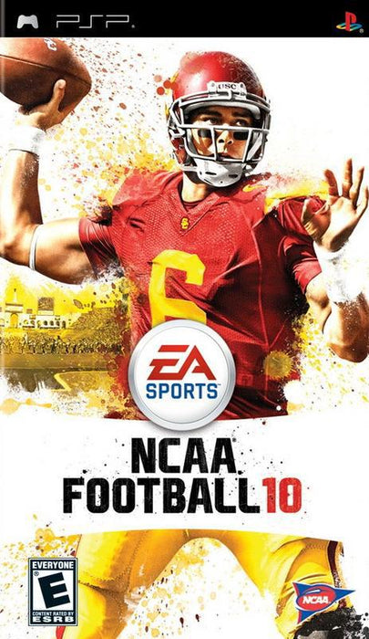 NCAA Football 10 - PlayStation Portable