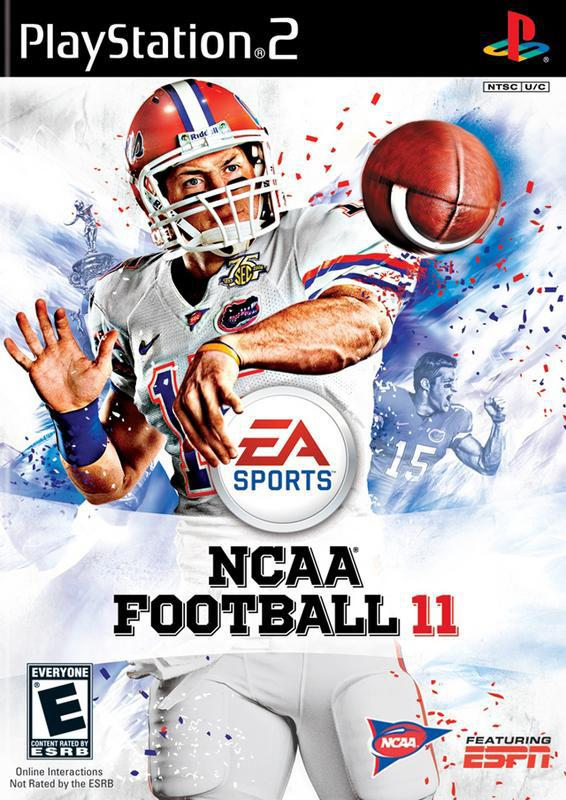 NCAA Football 11 - PlayStation 2