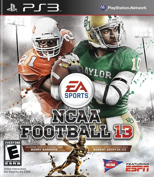 NCAA Football 13 - PlayStation 3