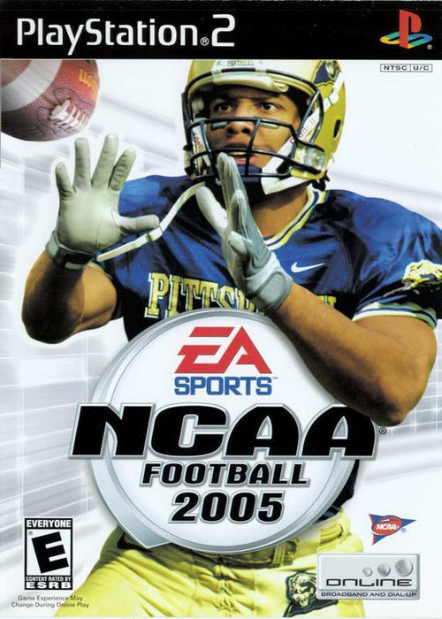 NCAA Football 2005 - PlayStation 2