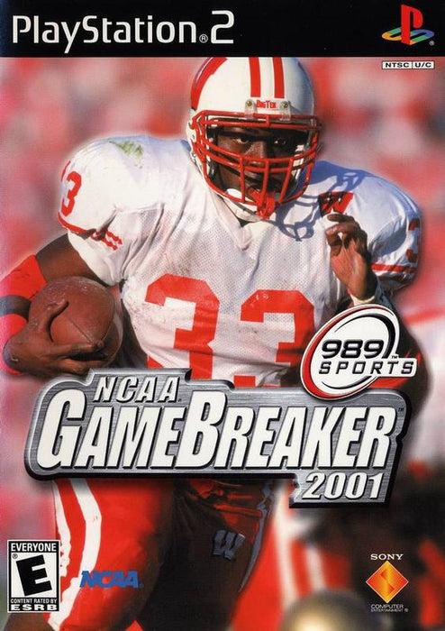 NCAA Gamebreaker 2001 - PlayStation 2