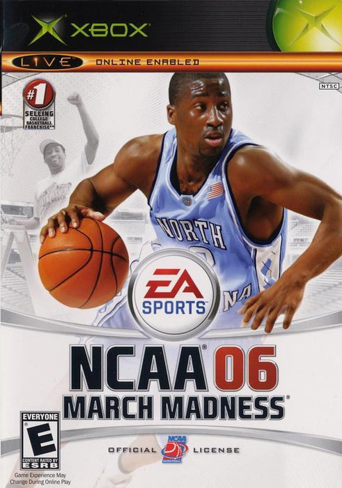 NCAA March Madness 06 - Xbox