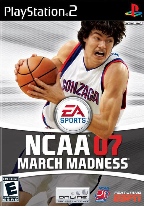 NCAA March Madness 07 - PlayStation 2