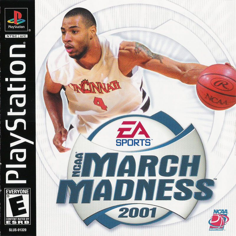 NCAA March Madness 2001 - PlayStation 1