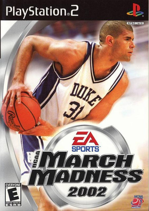 NCAA March Madness 2002 - PlayStation 2