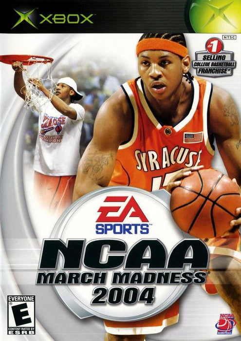 NCAA March Madness 2004 - Xbox