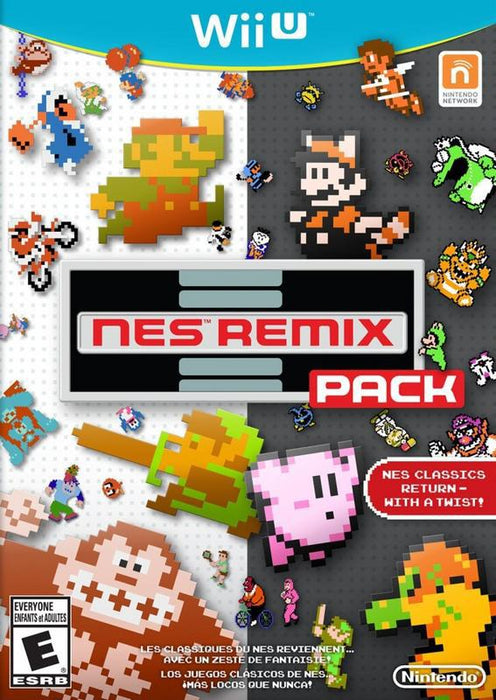 NES Remix Pack - Wii U