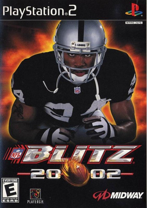 NFL Blitz 20-02 - PlayStation 2