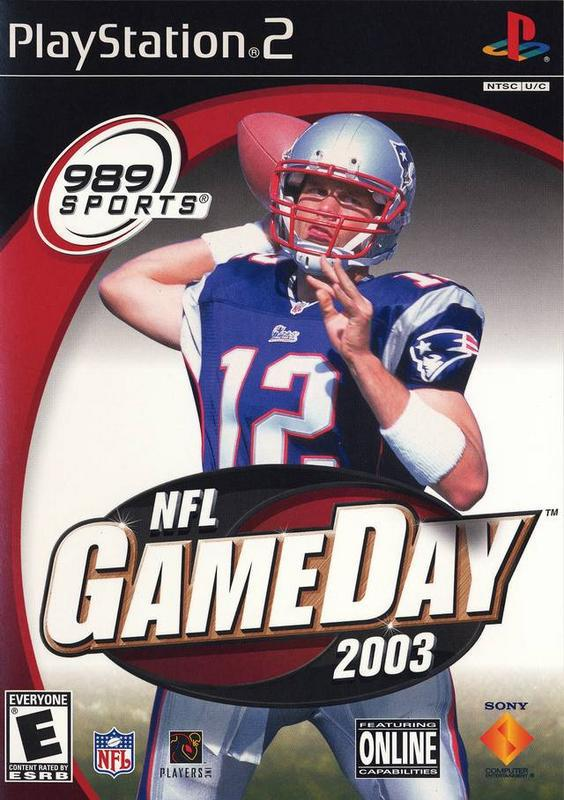 NFL GameDay 2003 - PlayStation 2