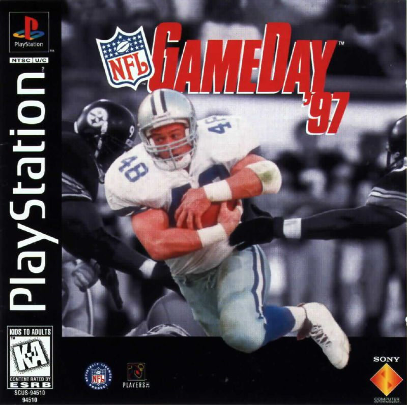 NFL GameDay 97 - PlayStation 1