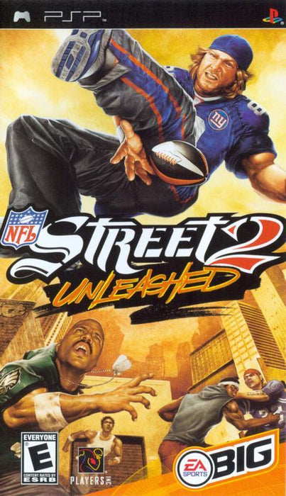 NFL Street 2 Unleashed - PlayStation Portable