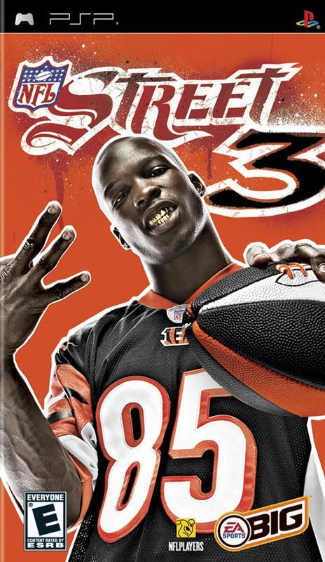 NFL Street 3 - PlayStation Portable